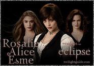 Rosalie alice esme
