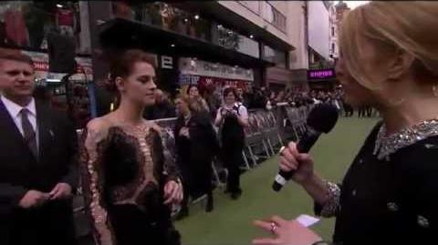 Kristen Stewart - (Part 1)Snow White And The Huntsman London Premiere