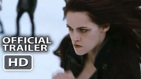 Twilight Breaking Dawn Part 2 Official Trailer