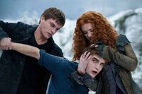 Riley, Victoria & Edward