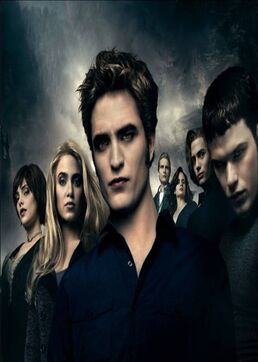 The cullens eclipse