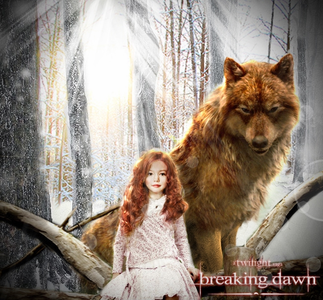 Image - Renesmee and jacob.png | Twilight Saga Wiki ...