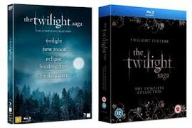 Twilight Forever- The Complete Saga