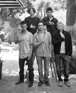 Jackson, Taylor, Cam, Robert, Kellan 5