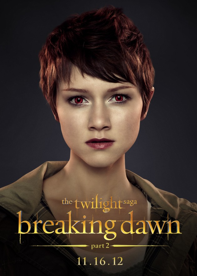Charlotte Valorie Curry Breaking Dawn
