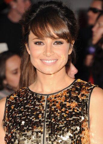 File:Breaking-dawn-cast-red-carpet-Actress Mia Maestro.jpg