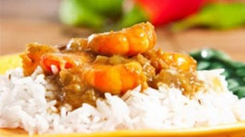 Chicken and Prawn Curry - ready in 50 minutes - Recipes from FitBrits