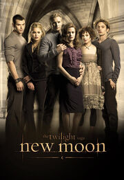 New moon cullens poster-1-
