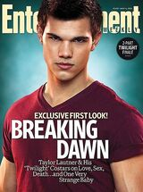 The Twilight Saga: Breaking Dawn - Part 1 EW Cover