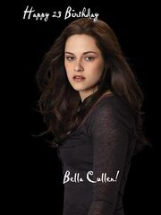 Happy Birthday Bella