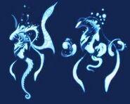 Water Spirits:)