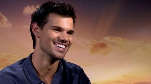 Taylor Lautner Talks Kristen Stewart Fight, Reboot & Upcoming Movies - Breaking Dawn Part 2 Junket