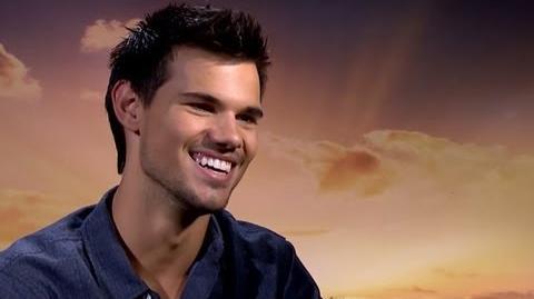 Taylor Lautner Talks Kristen Stewart Fight, Reboot & Upcoming Movies - Breaking Dawn Part 2 Junket