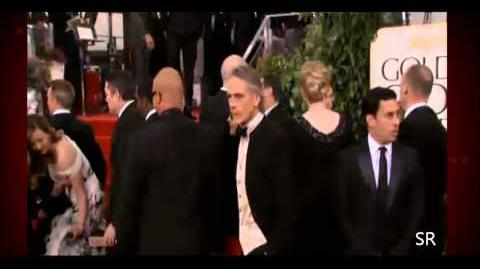 Spunk-Ransom.com Rob Pattinson on the GG Red Carpet
