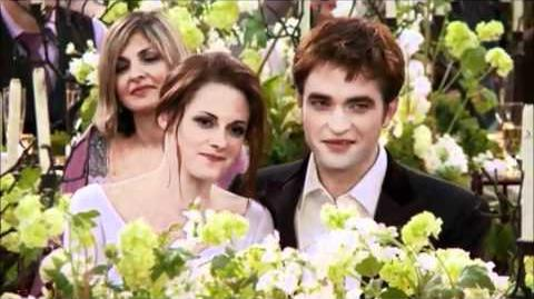 Bonus Wedding Video Bella and Edward HD
