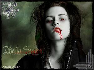 Bella Swan vampire