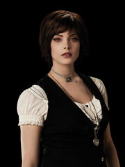 ALICE CULLEN ECLIPSE PROMO