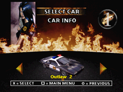 Twisted Metal 2 - Outlaw