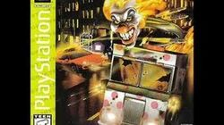 Twisted Metal 1 - Rooftop Battle