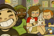 Goro Best Friends Request