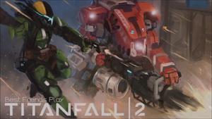 Titanfall 2 Title