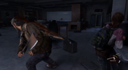The Last of Us Look at That Axe
