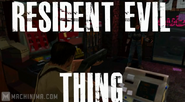Cabela's Survival TheSw1tcher Promo Resident Evil Thing