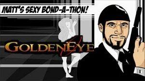 Bond-A-Thon Goldeneye 007