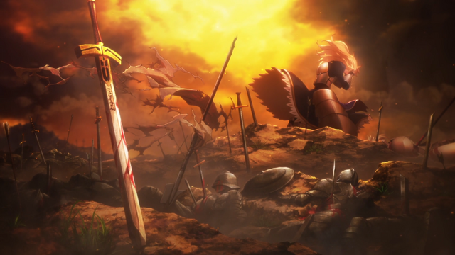 File:Fate Stay Night - Unlimited Blade Works - arthur mordred.png