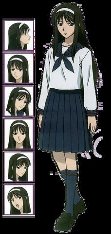 File:Akiha Tsukihime Anime character sheet.png