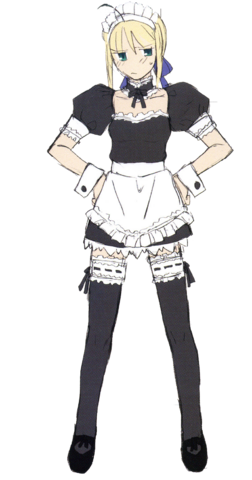 File:Saber Maid.png