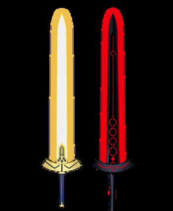 <small>Swords</small>