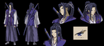 Assassin studio deen character sheet
