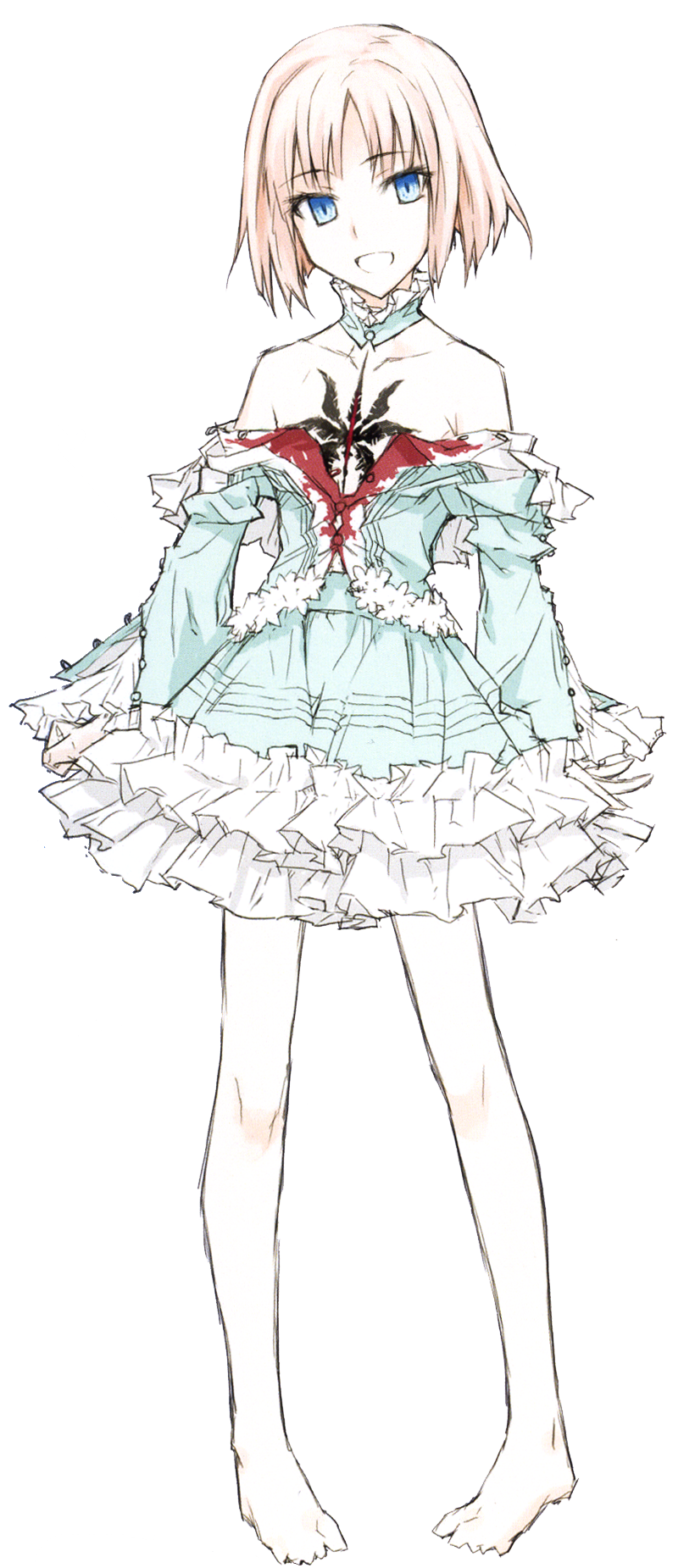 Manaka sajyou type moon wiki fandom powered by wikia for Best of the best wiki