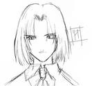 Lio Shirazumi early sketch
