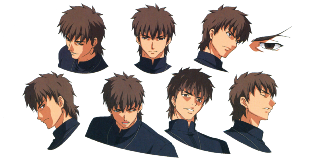 File:Ufotable Fate Zero Kirei Character Sheet2.png