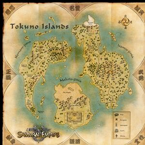 Tokuno Islands