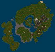 Old Haven Large Map