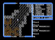 U4 Game Atari8bit