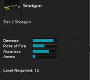 Snotgun infosheet