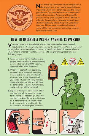 DOI Field Guide Vampire Conversion