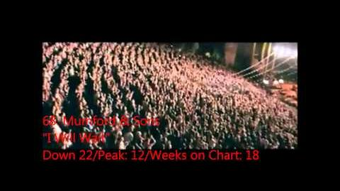 Official UK Singles Chart Top 100 - Week ending 19th January 2013 - 51 to 100