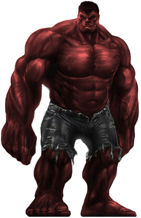 Red-Hulk | Ultimate Marvel Cinematic Universe Wikia ...