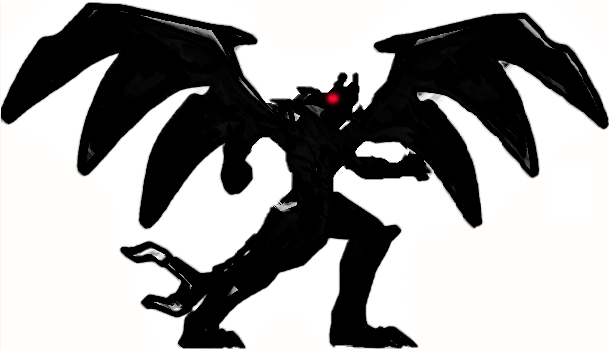 Bakugan Shadow Leonidas Darkus Shadow Leonidas