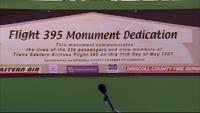 Flight395MonumentSign