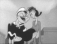 Popeye & Olive