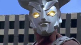 Ultraman Leo vs