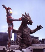 Salamadora v Ultraman 80 I