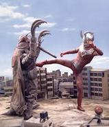 King Zemira v Ultraman Taro I