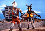 Zetton v Ultraman